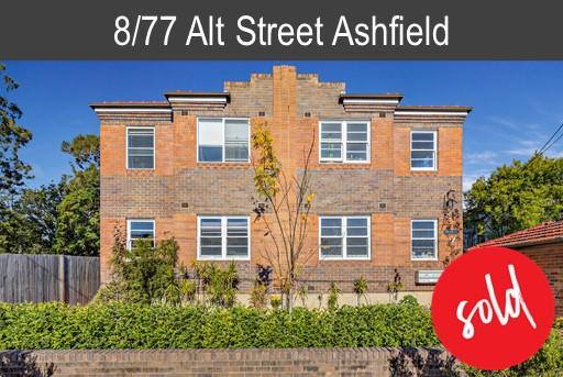 Vendor | Narelle and Tallay | 8/77 Alt Street Ashf