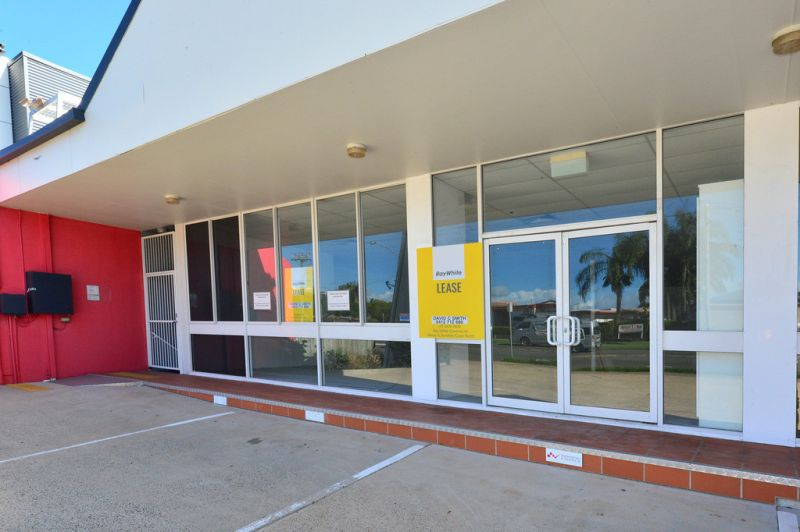 Exposure, Signage And Parking - Offers Considered