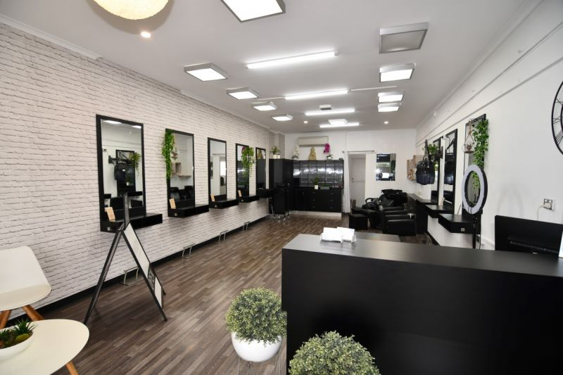 Fully fitted Hair Salon in North Ward