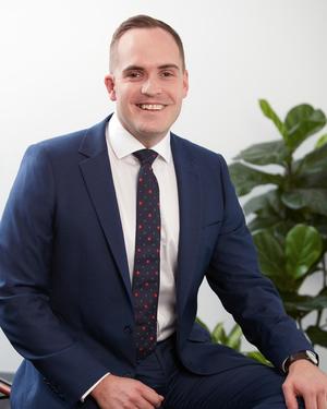 Brendan Walker Real Estate Agent