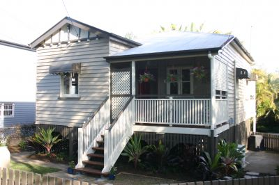 A Beautiful Queensland Cottage