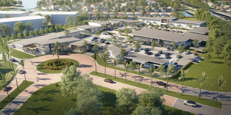 NEW EXCITING ACTIVA SPORTS & CULTURAL VILLAGE DEVELOPMENT OPPORTUNITY - STRATA UNITS - FOR SALE OR LEASE