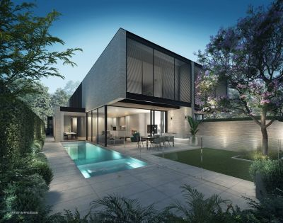 Iconic Builder, Elite Architect, Unbeatable Address