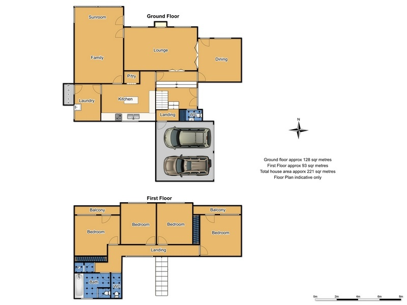 10  Green Lane - Floor Plan
