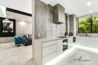 Modern Concrete Hideaway - Acheiving $900 per week rent!