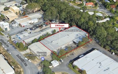 Newly refurbished industrial warehouse in prime location.