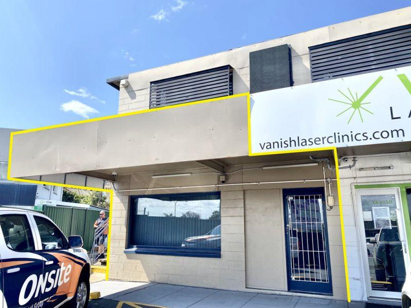 High Exposure Retail - Office on Logan Road 50m2*