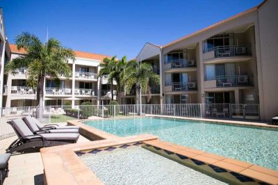 Generous Studio Apartment With Awesome Marina Views & Great Returns