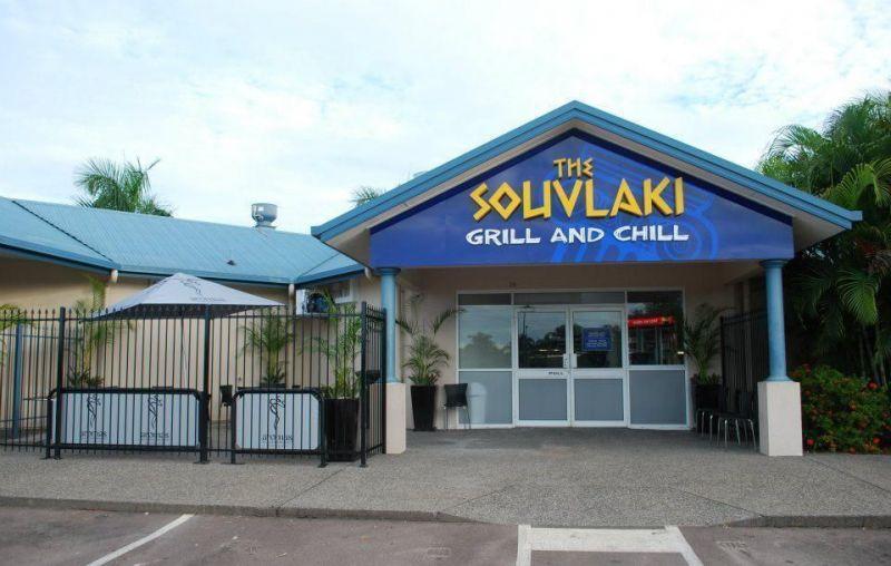 The Souvlaki Grill & Chill - Premier Greek Takeaway