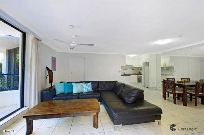 Furnished 1 Bedroom Unit in the Heart of Surfers Paradise