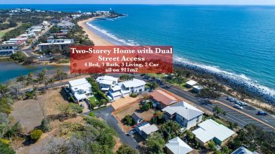 BARGARA'S ULTIMATE LOCATION…LIVE IN OR DEVELOP DIRECTLY OPPOSITE KELLY'S BEACH!