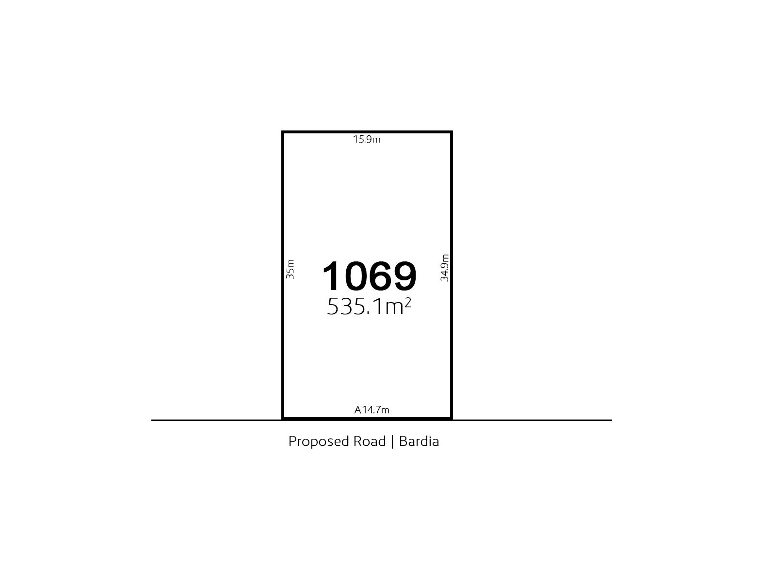 Bardia Lot 1069 Proposed Road | Bardia