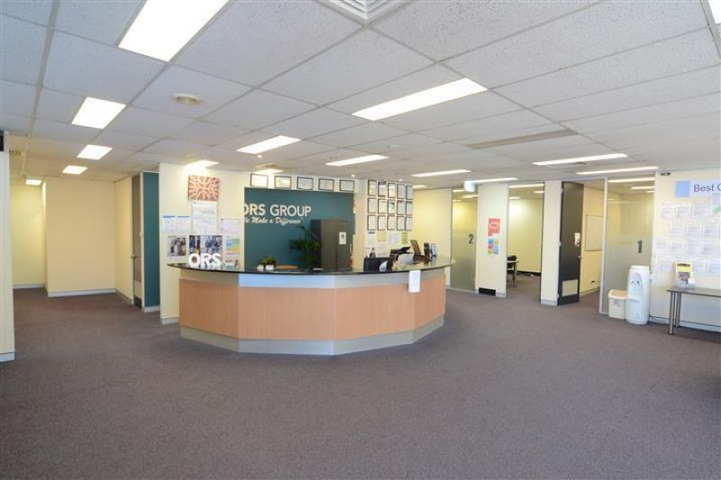 Commercial Building - 50% Leased