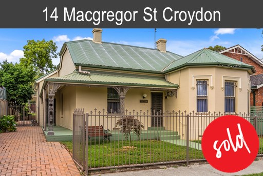 Vendor of 14 Macgregor St Croydon