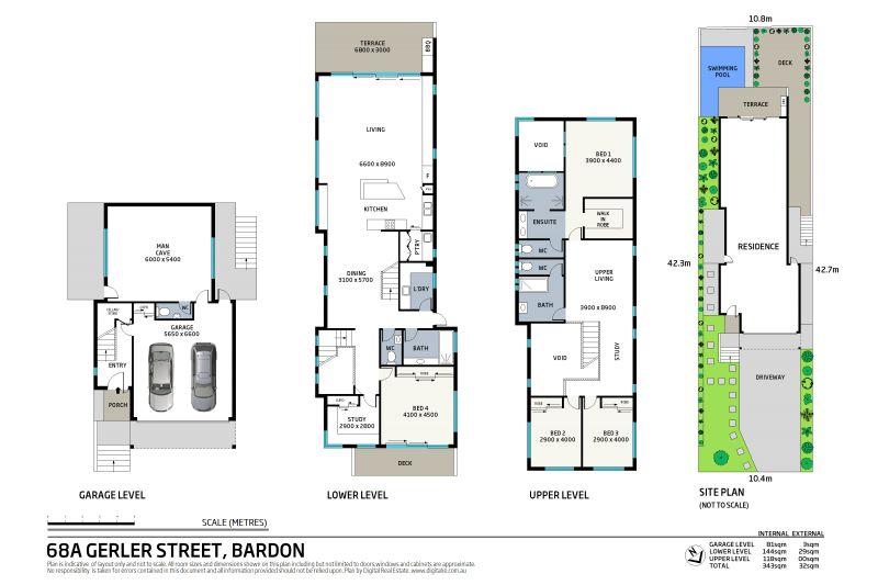 68A Gerler Street Bardon 4065