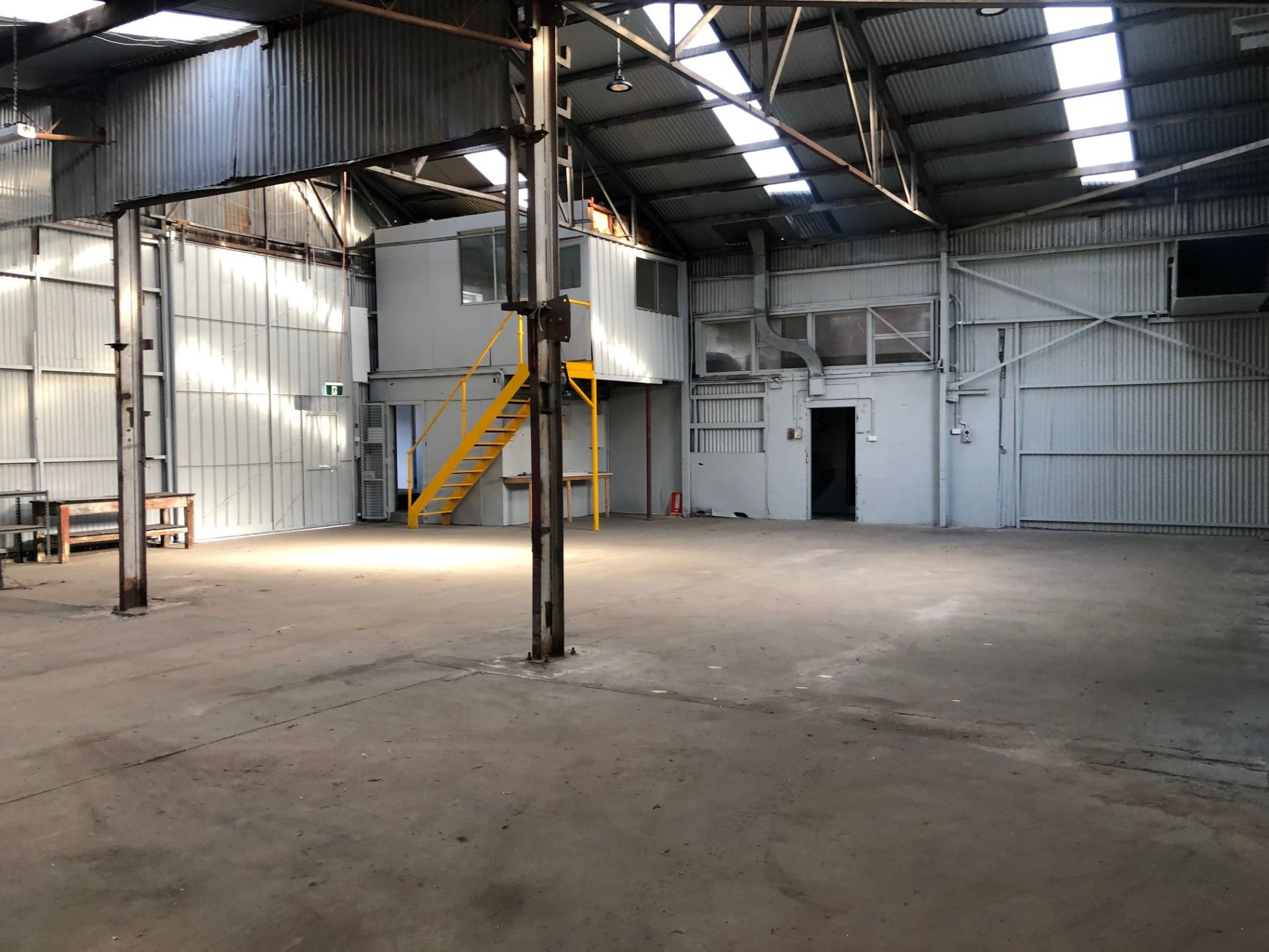 Warehouse and Office Space with ample parking