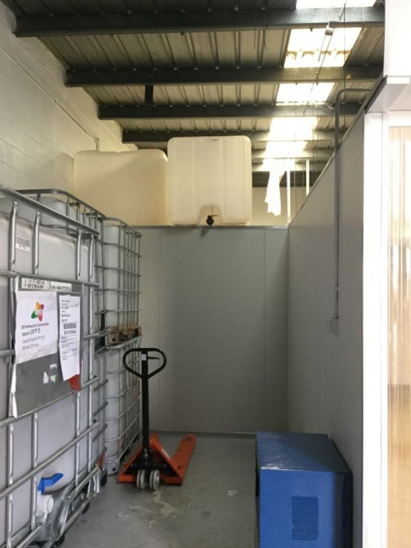 95sqm INDUSTRIAL UNIT WITH COOLROOM, SEVEN HILLS