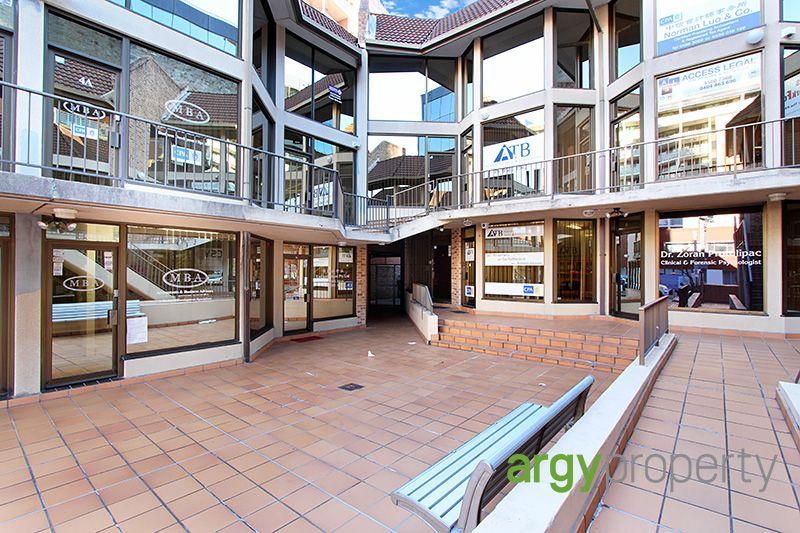 Unique Architecturally Significant Business Centre.