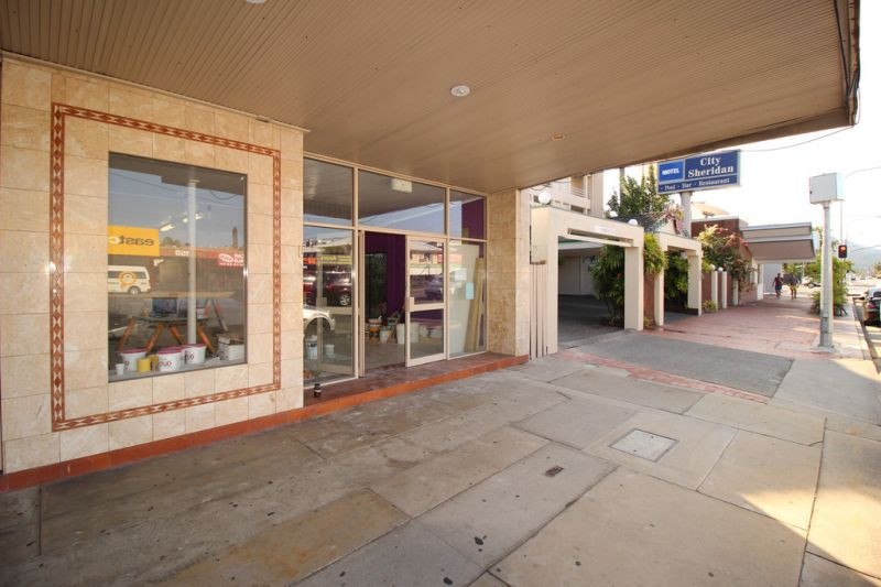 Sheridan Street Shop Front Available To Lease