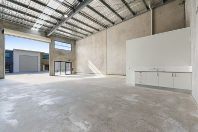 BRAND NEW INDUSTRIAL UNIT | BELLS CREEK