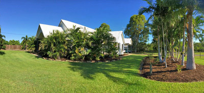 Slice of Serenity, tropical and country living, as your home or holiday house