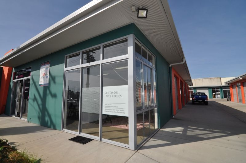 Stylish office & warehouse unit in central Garbutt