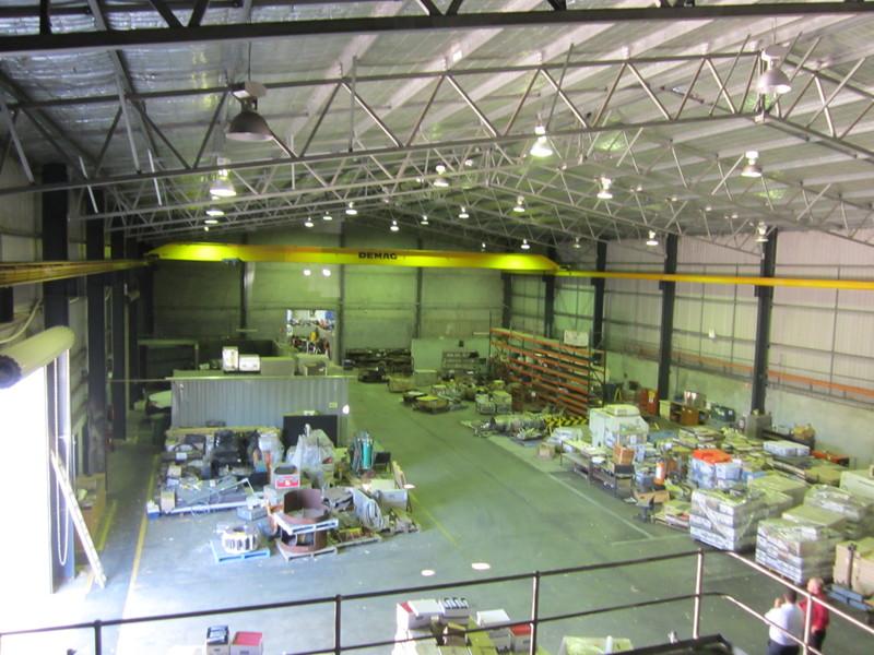 Warabrook Workshop & Office