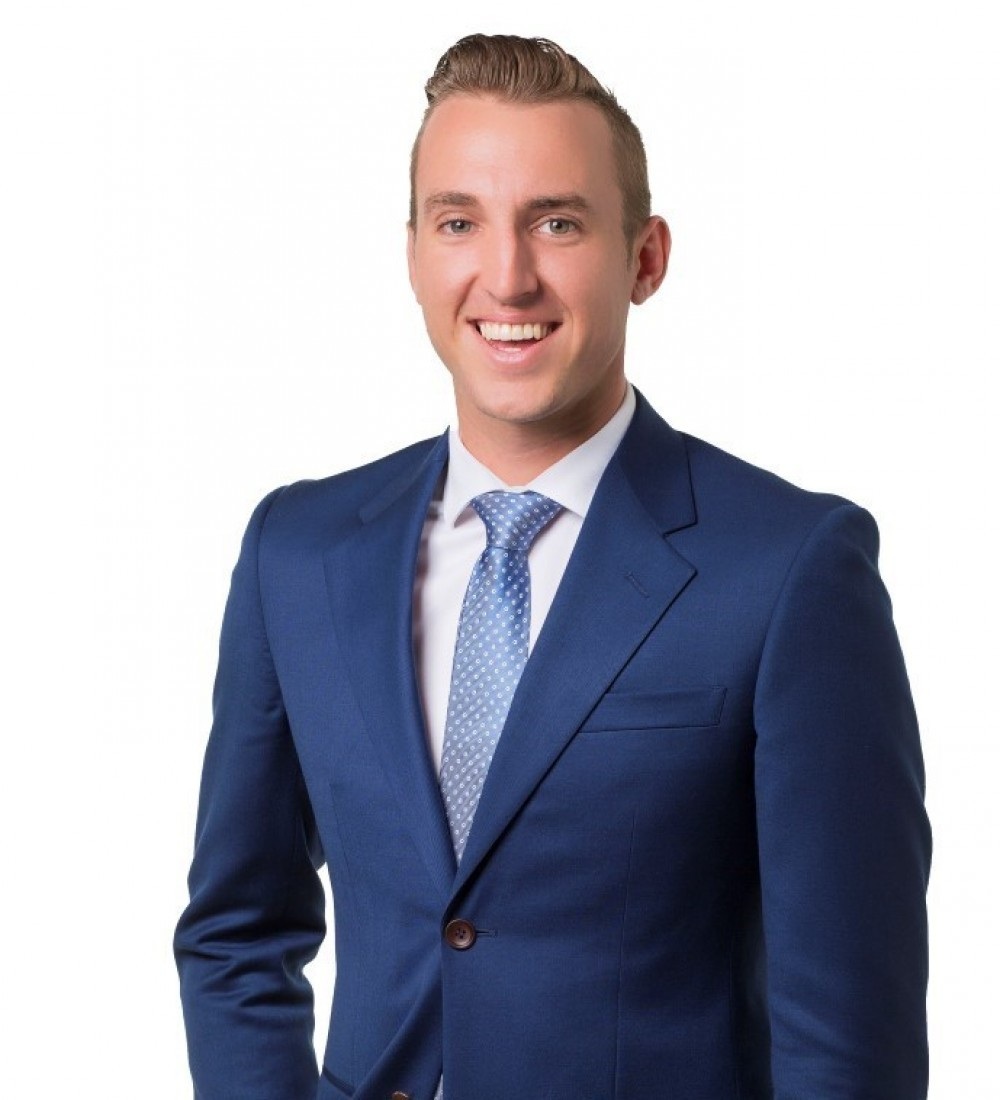Jesse Raeburn Real Estate Agent