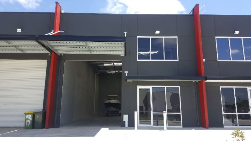 BRAND NEW STREET FRONT WAREHOUSE