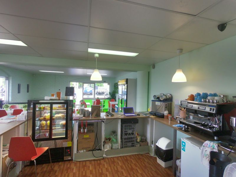 Fully Fitted Out Cafe For Lease