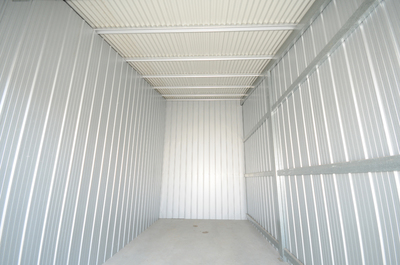 Storage Units in Gated complex