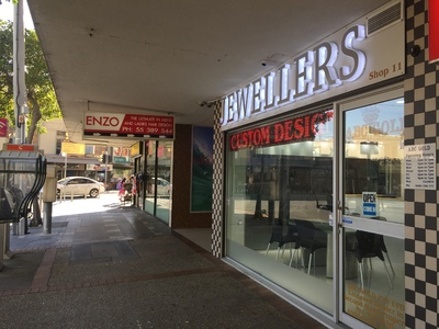 Retail Shop For Lease in Surfers Paradise
