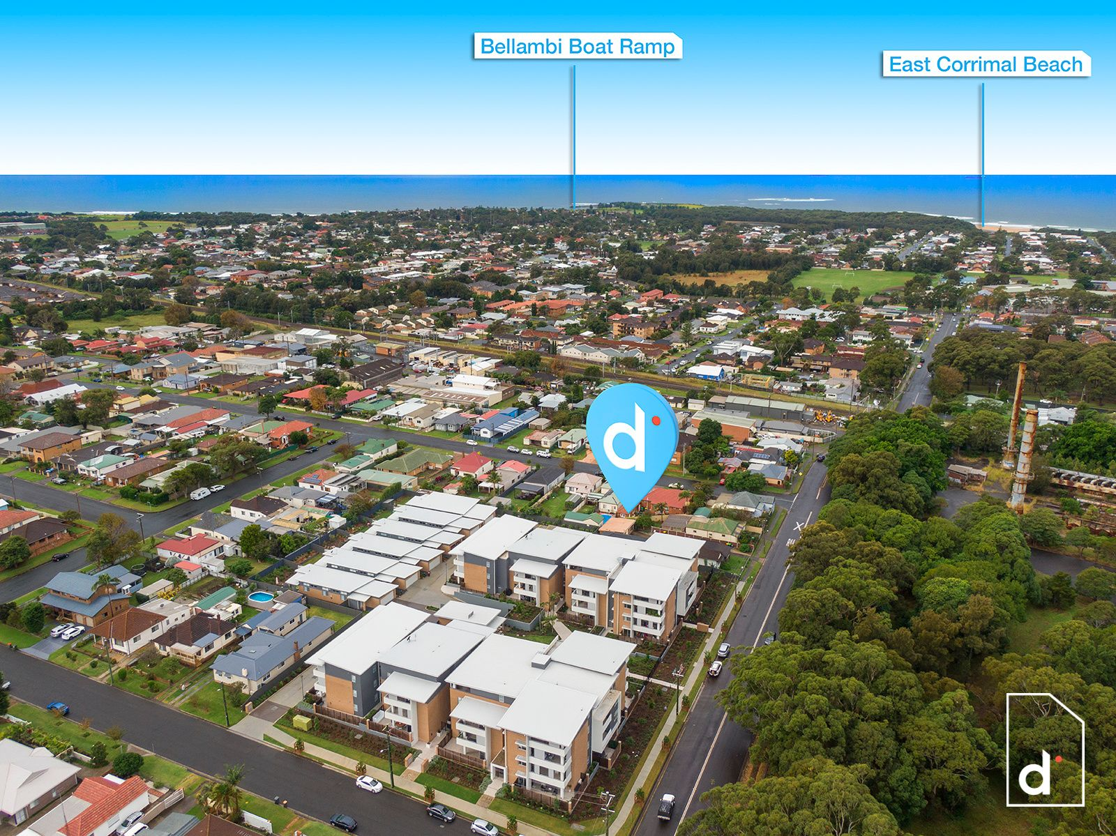 208/54-62 Railway Street, Corrimal NSW