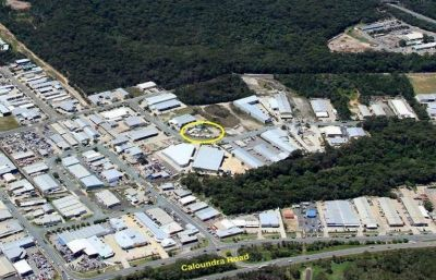 CENTRALLY LOCATED INDUSTRIAL LAND - CALOUNDRA