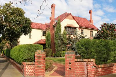 Landmark residence in exclusive Studley Park