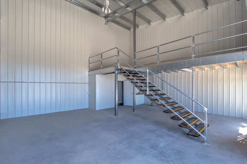 Brand New Industrial Shed | For Lease in Nambour