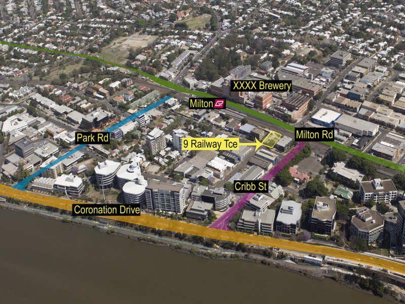 746m² Milton Urban Renewal Development Site