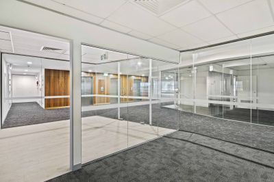 FITOUT OFFICE IN PREMIUM LOCATION | MAROOCHYDORE CBD