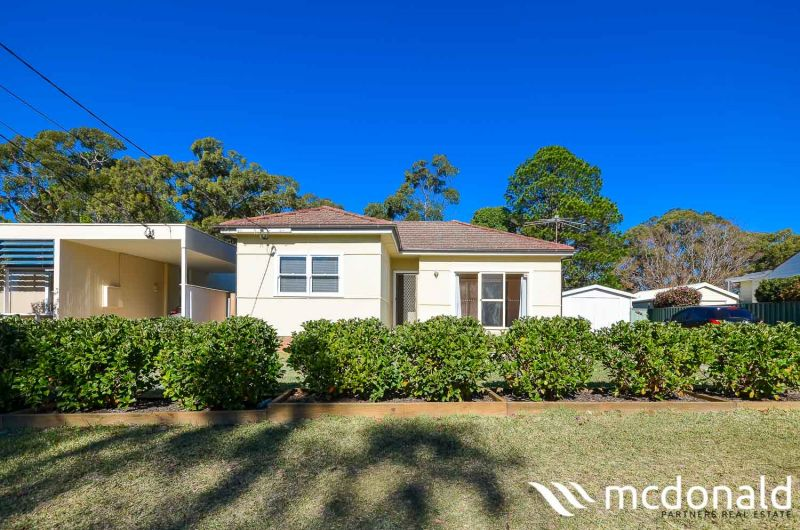 RENOVATED FAMILY HOME IN QUIET LOCATION