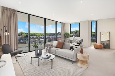 Chevalier at Harold Park - 3 Bedroom North Aspect
