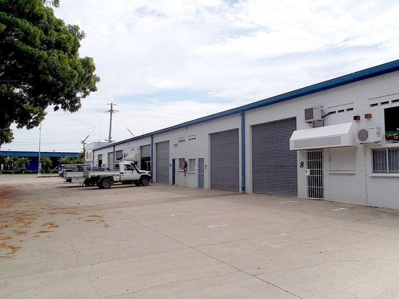 Bayswater Road warehouse unit