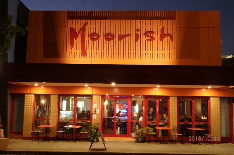 Highly Profitable, Darwin's Favourite Restaurant With 15 Year Trading History
