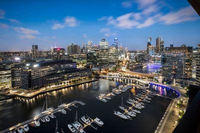 Bespoke renovated executive luxury, Docklands' BEST