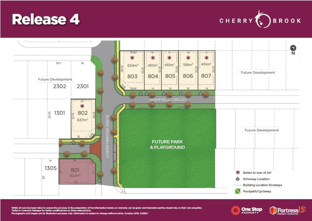 Lot 801 Cherrybrook Drive, Bentley Park QLD 4869