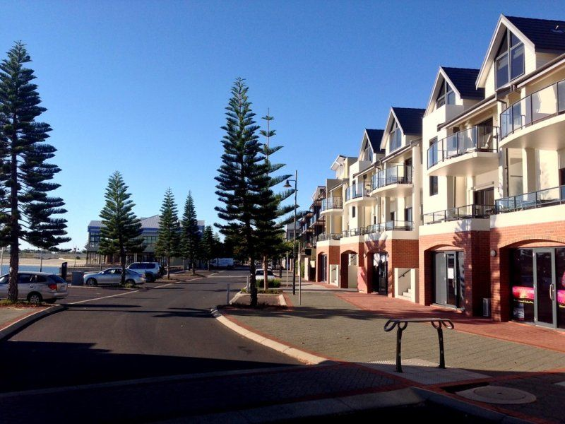 BY THE BUNBURY WATER FRONT