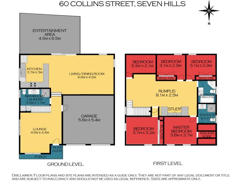 60 Collins Street, Seven Hills