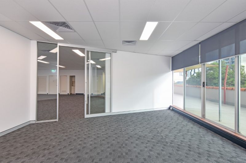 Brand New Partial Fit-out
