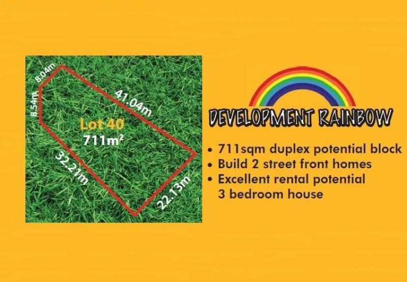 NEW PRICE! Duplex Potential Corner