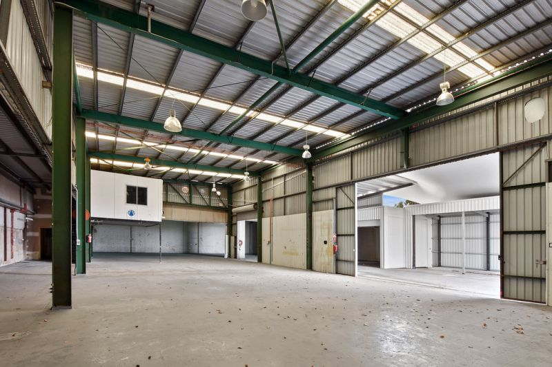 Freestanding Industrial Warehouse - Warana