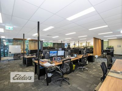 HIGH QUALITY OFFICE ACCOMMODATION: 580-1,100M2!